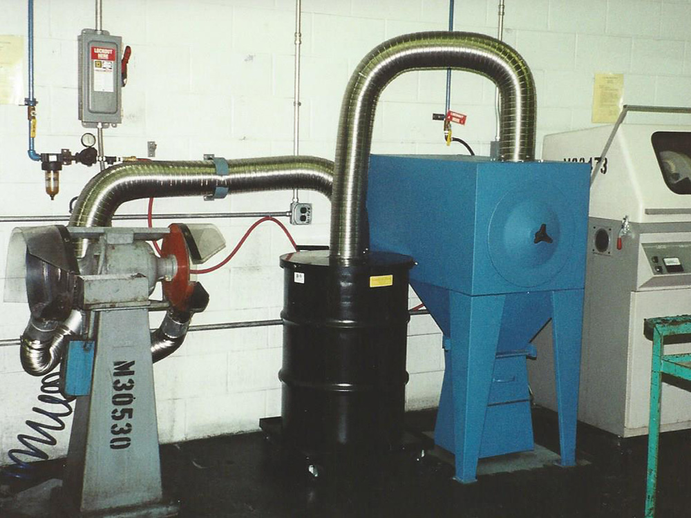 Dust Collection Maxflo Industrial Air Filtration Equipment