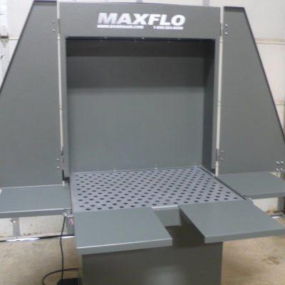 Paint Fumes Maxflo Industrial Air Filtration Equipment