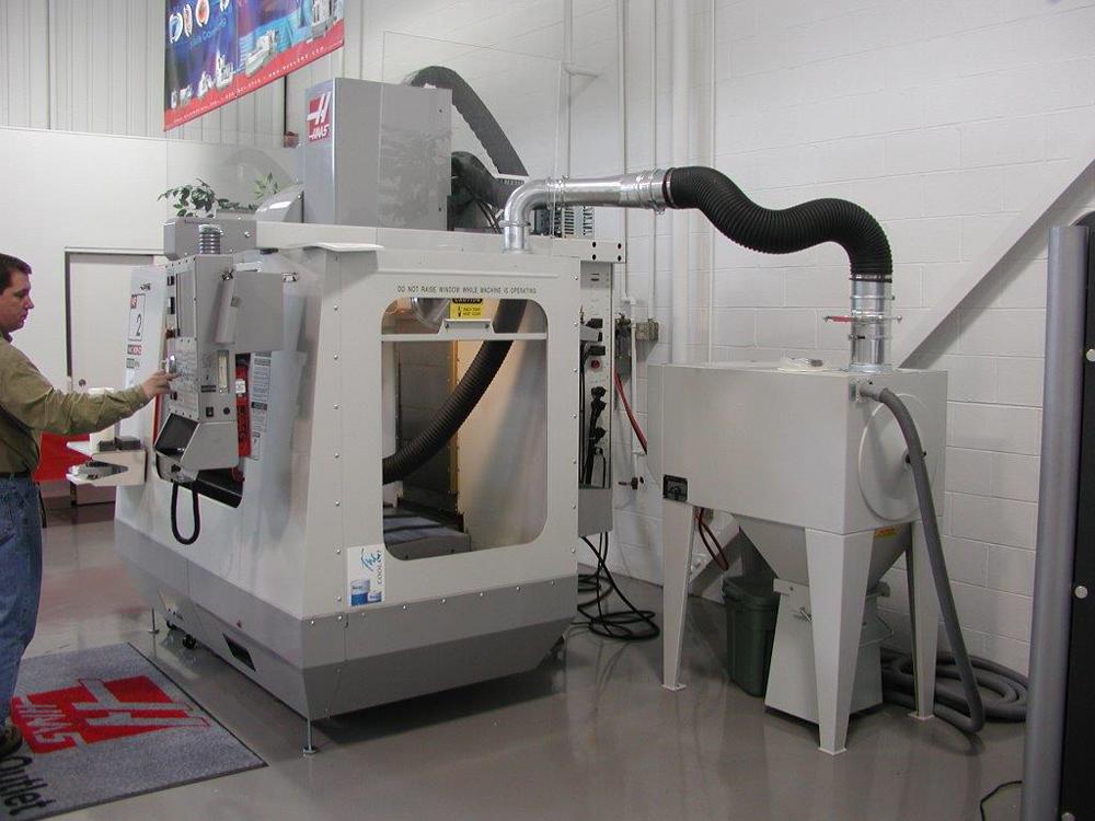 Machine Mist Maxflo Industrial Air Filtration Equipment