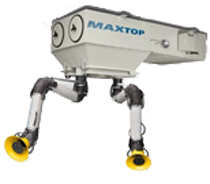 MAXTOP Ceiling Mounted  Dust Collector
