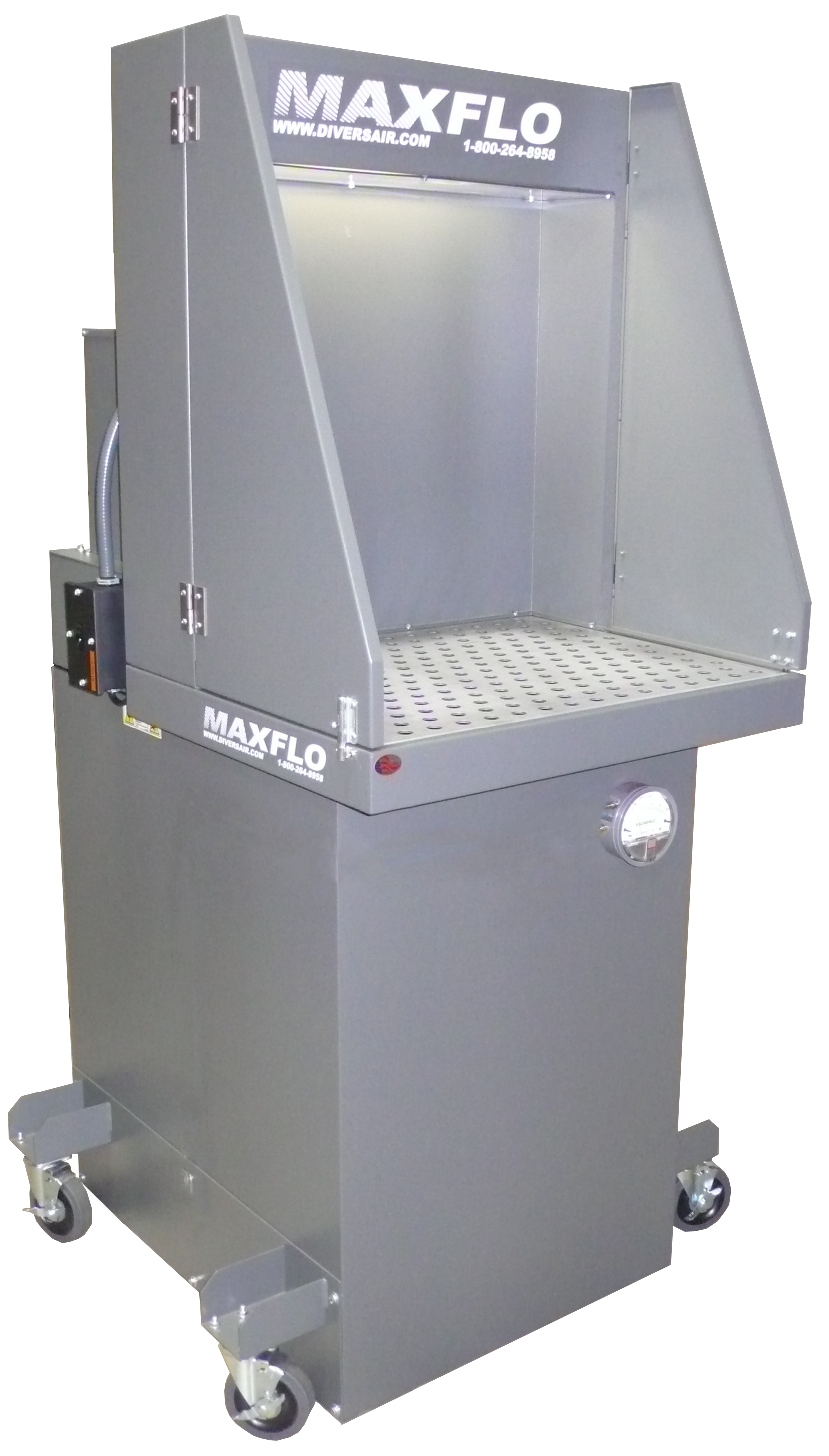 Portable Paint / Fume Booth   Industrial Spray Booths