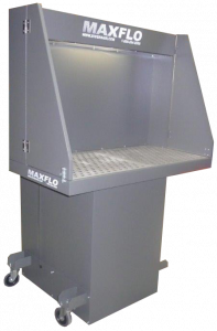 Portable Paint Fume Booth Industrial Spray Booths
