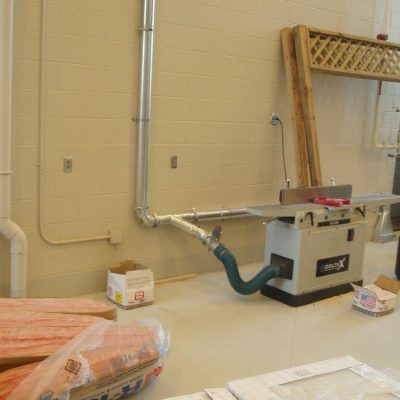 Wood Dust Maxflo Industrial Air Filtration Equipment