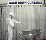 USDA Grade Curtains