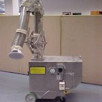 """Portable 800 CFM Dust Collector with 6"""" Arm"""